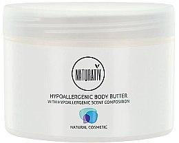 Духи, Парфюмерия, косметика Гипоалергенное масло для тела - Naturativ Hypoallergenic Body Butter