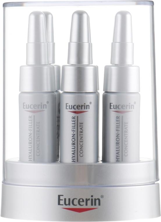 Ампулы с концентрированной гиалуроновой кислотой - Eucerin Hyaluron-Filler Concentrate