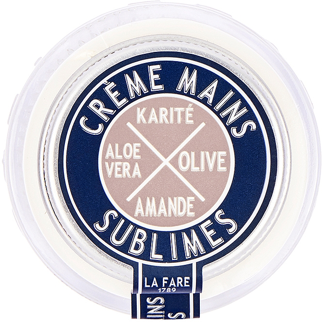 """Крем для рук """"Сюблим"""" - La Fare 1789 Sublime Hands Cream"""