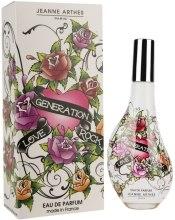 Духи, Парфюмерия, косметика Jeanne Arthes Love Generation Rock - Парфюмированная вода
