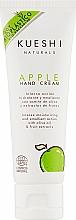 "Духи, Парфюмерия, косметика Крем для рук ""Яблоко"" - Kueshi Naturals Apple Hand Cream"