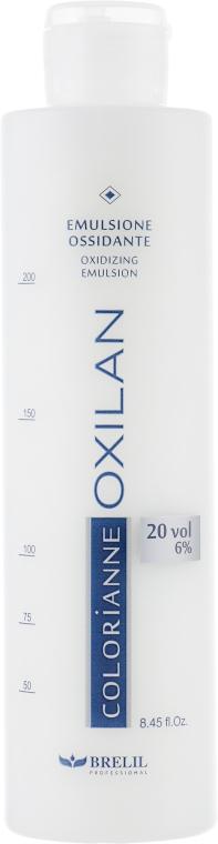 Окислительная эмульсия - Brelil Soft Perfumed Cream Developer 20 vol. (6%)