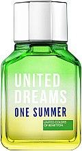 Духи, Парфюмерия, косметика Benetton United Colors One Summer - Туалетная вода