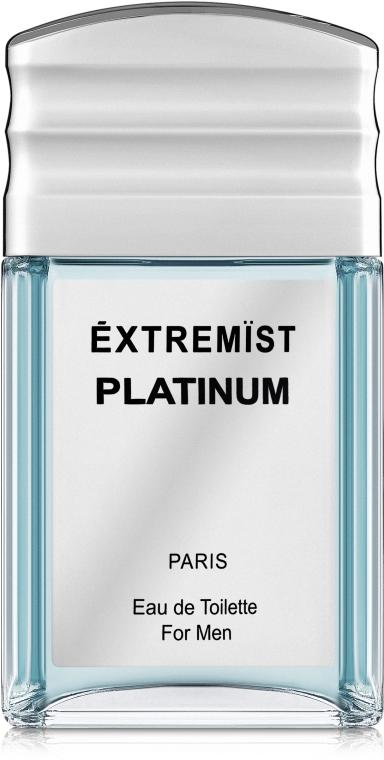 Alain Aregon Extremist Platinum - Туалетная вода