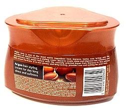 Крем для волос с маслом арганы - Dabur Vatika Argan Styling Hair Cream — фото N2
