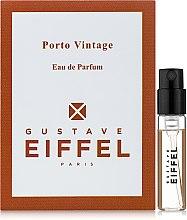 Духи, Парфюмерия, косметика Gustave Eiffel Porto Vintage - Парфюмированная вода (пробник)