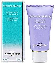Духи, Парфюмерия, косметика Крем-маска от морщин - Methode Jeanne Piaubert Certitude Absolue Ultra Anti-Wrinkle Cream Mask