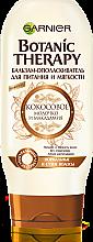 """Бальзам-ополаскиватель """"Кокосовое молочко и макадамия"""" для нормальных и сухих волос - Garnier Botanic Therapy  — фото N1"""