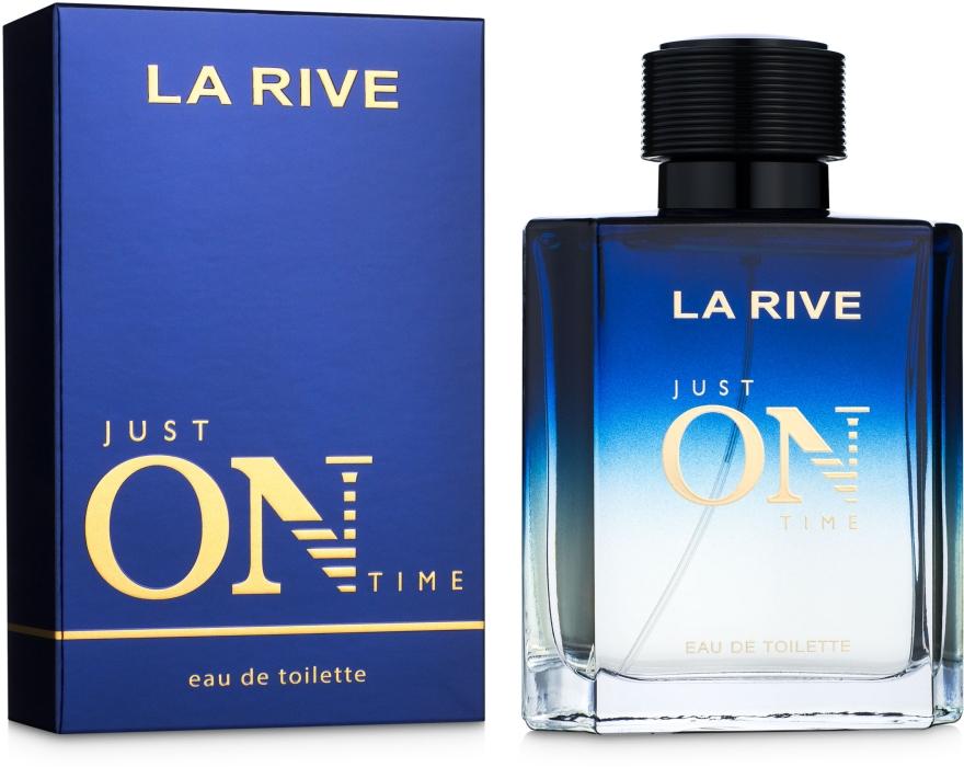La Rive Just On Time - Туалетная вода