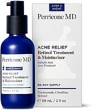 Духи, Парфюмерия, косметика Увлажняющий крем для лица с ретинолом - Perricone MD Acne Relief Retinol Treatment & Moisturizer