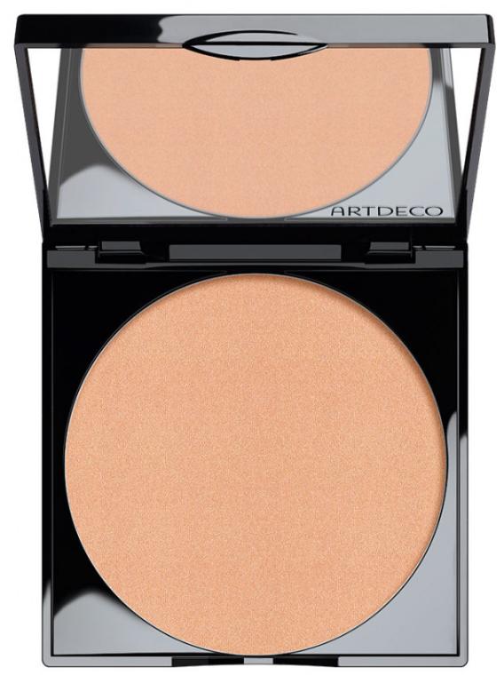 Пудра для лица с деликатным сиянием - Artdeco Translucent Shimmer Powder