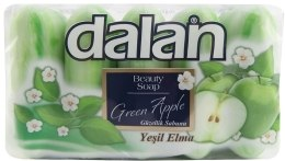 "Духи, Парфюмерия, косметика Туалетное мыло ""Зеленое яблоко"" - Dalan Beauty Soap"