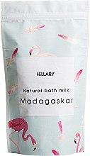 Духи, Парфюмерия, косметика Молочко для ванны - Hillary Natural Bath Milk Madagaskar