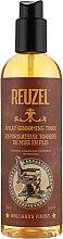 Духи, Парфюмерия, косметика Спрей-тоник для укладки волос - Reuzel Spray Grooming Tonic
