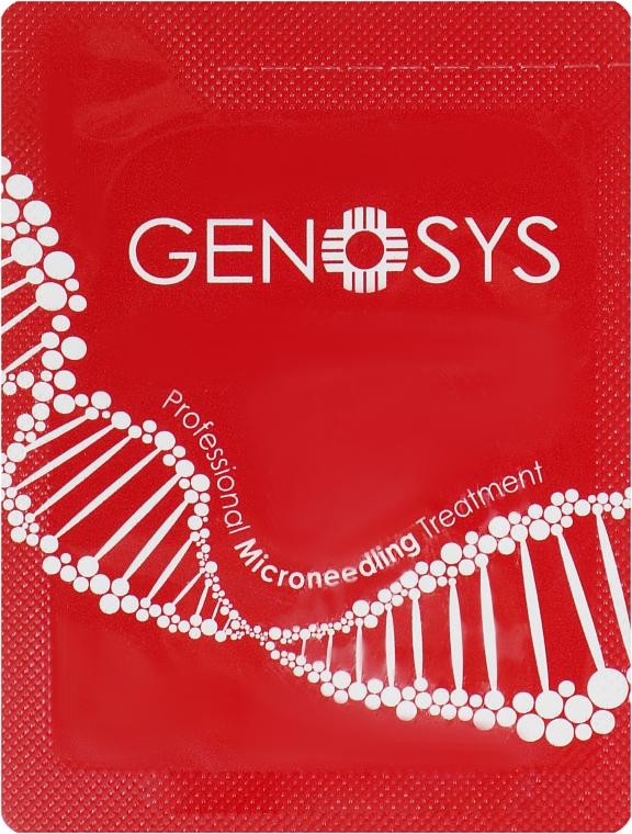 Интенсивный многофункциональный крем для лица - Genosys Intensive Multi Functional Cream (пробник)