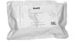 "Духи, Парфюмерия, косметика Бинт-бандаж для тела ""Кофе"" - Klapp Repagen Body Bandage Coffee"