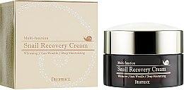 Духи, Парфюмерия, косметика Восстанавливающий крем для лица с муцином улитки - Deoproce Snail Recovery Cream