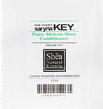 Духи, Парфюмерия, косметика Восстанавливающий кондиционер - Saryna Key Volume Lift Pure African Shea Conditioner (мини)