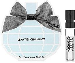Духи, Парфюмерия, косметика Azzaro Mademoiselle L'Eau Tres Charmante - Туалетная вода (пробник)