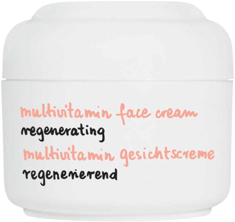Крем для лица увлажняющий мультивитаминный - Ziaja Multi-Vitamin Moisturizing Face Cream