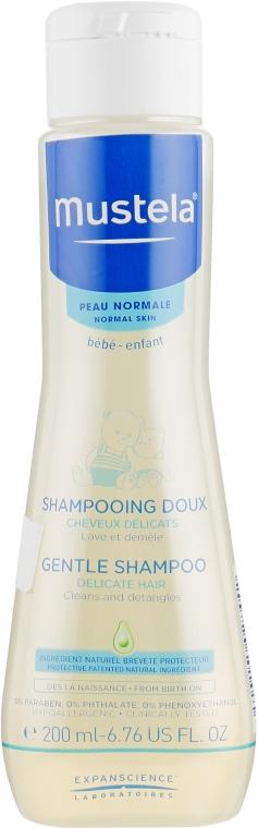 Детский шампунь - Mustela Bebe Baby Shampoo