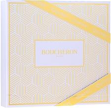 Духи, Парфюмерия, косметика Boucheron Quatre Boucheron Pour Femme - Набор (edp/100ml + b/lot/100ml+ sh/gel/100ml)