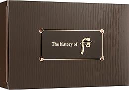 Духи, Парфюмерия, косметика Набор - The History Of Whoo Gongjinhyang Special Gift Set (f/toner/20ml+f/lot/20ml+f/cr/4ml)