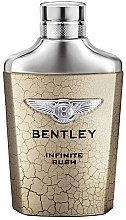 Духи, Парфюмерия, косметика Bentley Infinite Rush - Туалетная вода (тестер с крышечкой)