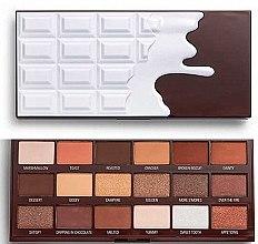 Духи, Парфюмерия, косметика Палетка теней для век - I Heart Revolution Chocolate Eyeshadow Palette Chocolate Smores