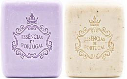Духи, Парфюмерия, косметика Подарочный набор - Essencias de Portugal Christmas Gift 3 (soap/2x80g)