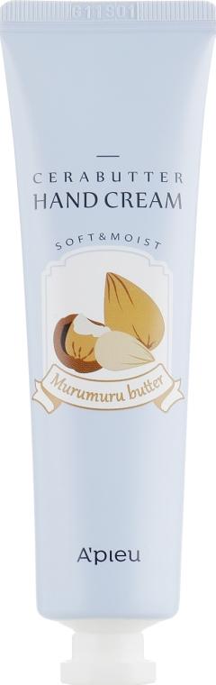 Крем с маслом муру-муру для рук - A'pieu Cera Butter Hand Cream