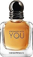 Парфумерія, косметика Giorgio Armani Emporio Armani Stronger With You - Туалетна вода