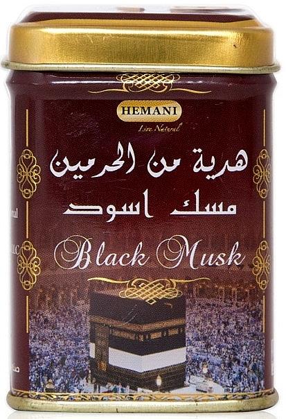 Hemani Black Musk - Сухие духи