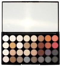 Палетка теней для век, 32 оттенка - Makeup Revolution Ultra 32 Shade Palette Flawless 2 — фото N2