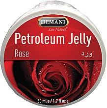 Духи, Парфюмерия, косметика Вазелин с розой - Hemani Petroleum Jelly With Rose