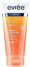 Духи, Парфюмерия, косметика Глубоко очищающий скраб для лица - Evree Pure Neroli Deeply Cleansing Face Scrub