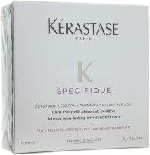 Духи, Парфюмерия, косметика Интенсивный уход-лечение против перхоти - Kerastase Specifique Cure Anti-Pelliculaire