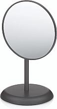 Духи, Парфюмерия, косметика Настольное косметическое зеркало, серое - Kela Inga