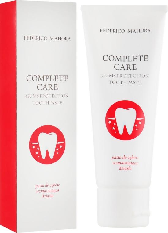 Зубная паста для укрепления десен - Federico Mahora Complete Care