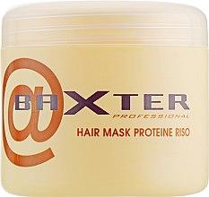 Духи, Парфюмерия, косметика Маска увлажняющая с протеинами риса - Punti di Vista Baxter Hair Mask