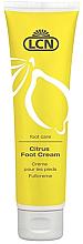 Духи, Парфюмерия, косметика Цитрусовый крем для ног - LCN Citrus Foot Cream