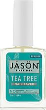 Духи, Парфюмерия, косметика Масло для смягчения кутикулы и укрепления ногтей с маслом чайного дерева - Jason Natural Cosmetics Tea Tree Nail Saver