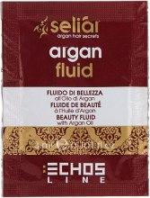 Духи, Парфюмерия, косметика Флюид для волос с аргановым маслом - Echosline Seliar (пробник)