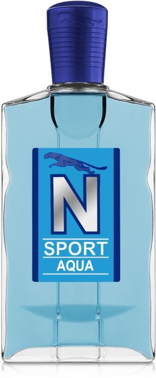 Alain Aregon Sport Aqua - Туалетная вода