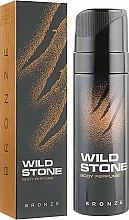 Духи, Парфюмерия, косметика Парфюмированный спрей для тела - Wild Stone Bronze