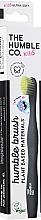 Духи, Парфюмерия, косметика Детская зубная щетка на растительной основе, ультрамягкая - The Humble Co. Kids Mix Colors Ultra-Soft Toothbrush