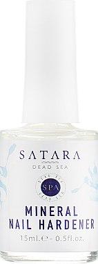 Укрепитель для ногтей - Satara Dead Sea Nail Hardener