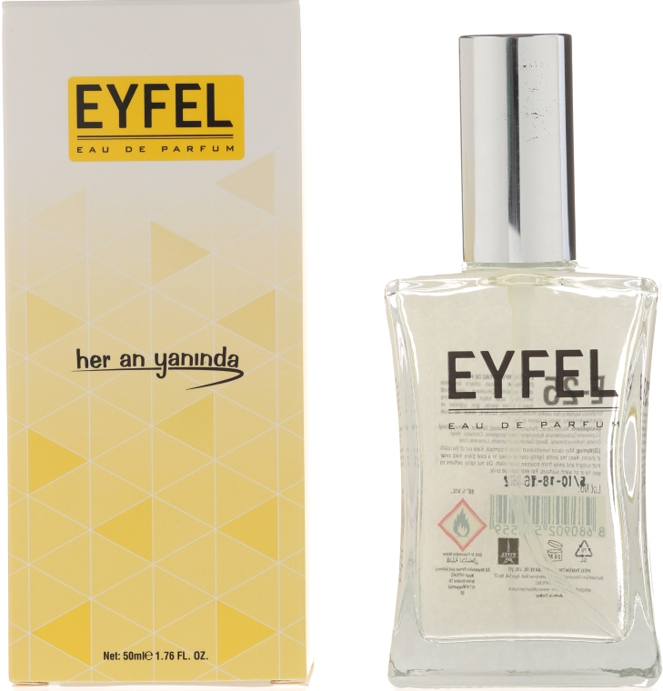 Eyfel Perfume E-25 - Парфюмированная вода