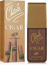 Духи, Парфюмерия, косметика Sterling Parfums Charle Cigar - Туалетная вода