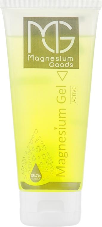 Гель для душа с маслом эвкалипта и лимона - Magnesium Goods Bubble&Shower Gel Active